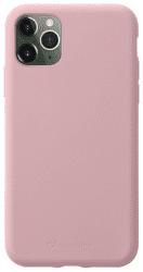 CellularLine Sensation silikonové pouzdro pro Apple iPhone 11 Pro, růžová