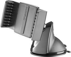 CellularLine Pilot Embrace držák s přísavkou, černá