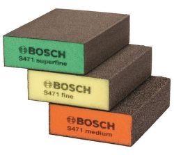 Bosch 69X97X26 brusné houbičky 3 ks