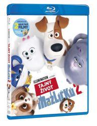 Tajný život mazlíčků 2 - BD film