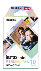 Fuji Marimaid Tail film pro Instax Mini 10 ks