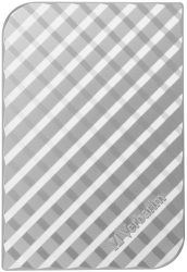 Verbatim Store 'n' Go 4TB USB 3.0 stříbrný