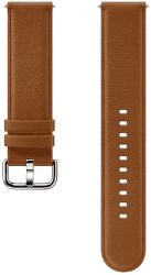 Samsung kožený řemínek pro Samsung Galaxy Watch Active2 hnědý