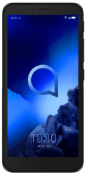 Alcatel 1V 16 GB černý