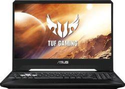 Asus TUF Gaming FX505DT-BQ293T černý