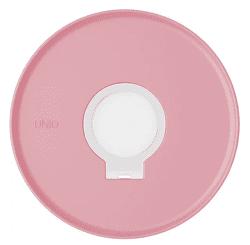 Uniq Dome nabíjecí stojánek pro Apple Watch, růžová