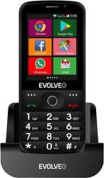 Evolveo EasyPhone AD černý