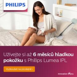 Bezbolestné odstraňování chloupků! Přijďte si vyzkoušet Philips Lumea IPL