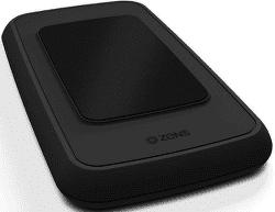 Zens Wireless Charge 4500 mAh, černá