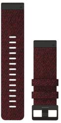 Garmin QuickFit 26 mm nylonový řemínek pro Fénix 6X červený