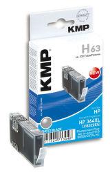 KMP H63 komp. recykl. náplň pro HP CB322EE