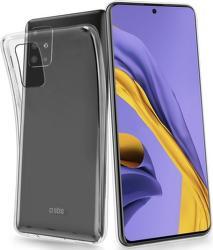 SBS silikonové pouzdro pro Samsung Galaxy A51, transparentní