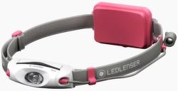LED Lenser NEO 4 čelovka růžová