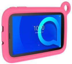 Alcatel 1T 7'' KIDS WiFi 8068-2AALE1M-2 + růžové pouzdro