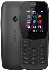 Nokia 110 Dual SIM černý