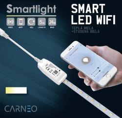 Carneo Smartlight WW LED pás bílý