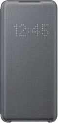 Samsung LED View Cover pro Samsung Galaxy S20, šedá