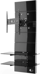 Meliconi Ghost Design 3000 Rotation černý