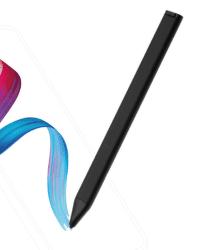 FIXED Pen+ dotykové pero černé