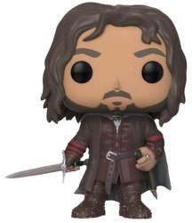 Funko POP! LOTR/Hobbit - Aragorn