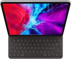 """Apple Smart Keyboard Folio (2. gen) MXNL2CZ/A pouzdro s klávesnicí CZ pro iPad Pro 12.9""""  černé"""