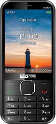 Maxcom Classic MM 330 černý