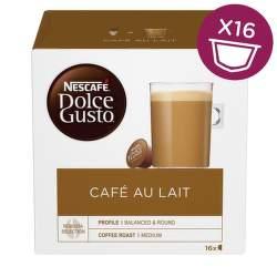 Nescafé Dolce Gusto Café au Lait (16ks)