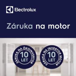 Prodloužená záruka na motor spotřebičů Electrolux