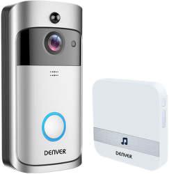 DENVER VDB-110 chytrý zvonek s kamerou