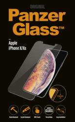 Panzerglass tvrzené sklo pro iPhone XS/X, transparentní