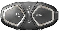 CellularLine Interphone Connect Single handsfree, černá