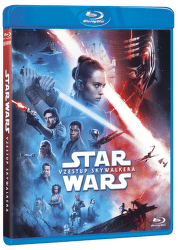 Star Wars: Vzestup Skywalkera - Blu-ray film