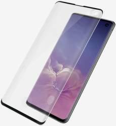 PanzerGlass Case Friendly tvrzené sklo pro Samsung Galaxy S10, černá