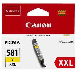 Canon CLI-581 XXL žlutá