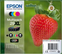 Epson 29XL balení inkoustových náplní