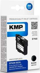 KMP E196X (Epson 502XL) Black