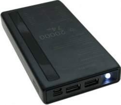 Remax Linon Pro RPP-73 powerbanka 20 000 mAh černá