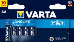 VARTA LL Power 10 AA alkalická baterie