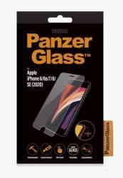 PanzerGlass tvrzené ochranné sklo Standard Fit pro Apple iPhone 8/7/6s/6/SE 2020, transparentní