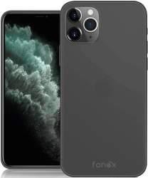 Fonex Gommy pouzdro pro Apple iPhone 11 Pro, černá