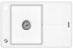 Concept DG10N50dg bílý dřez
