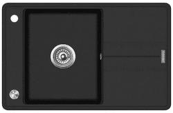 Concept DG10N50bs černý dřez