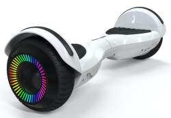 Eljet Standard Fun hoverboard bílý
