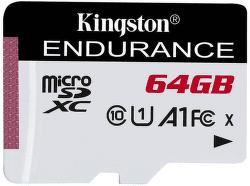 Kingston Endurance 64 GB micro SDXC/Class 10