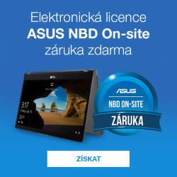 Exkluzivní On-site záruka na notebooky Asus ZenBook