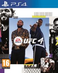 UFC 4 - PS4 hra