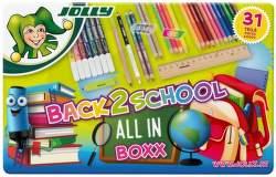 Jolly Back 2 School Set školních potřeb