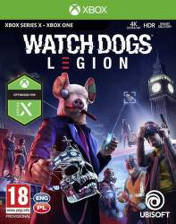 Watch Dogs Legion - Xbox One/Series hra