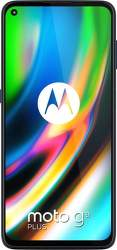 Motorola Moto G9 Plus modrý