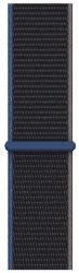 Apple Watch 44 mm sportovní provlékací řemínek uhlový XL